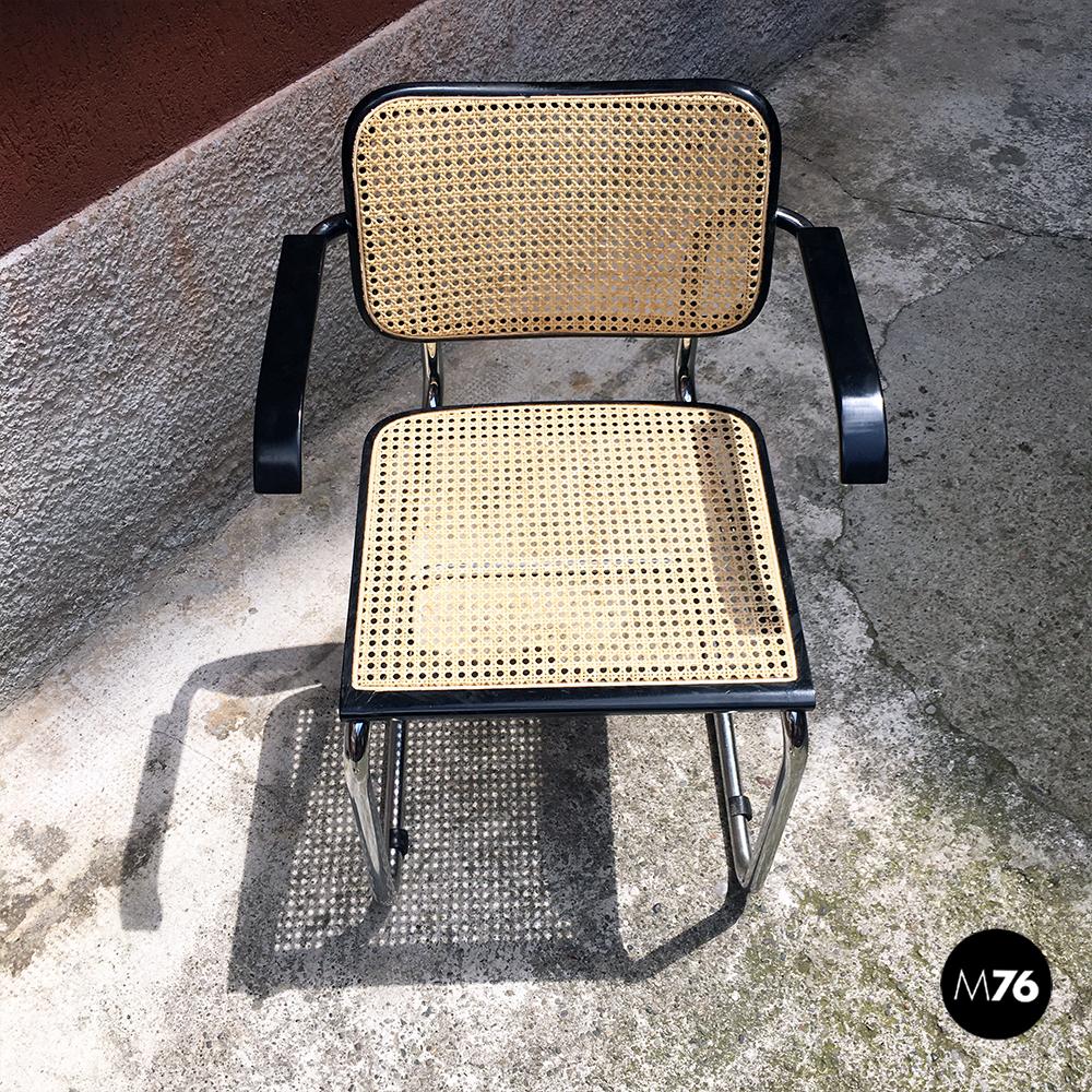 Sedia Cesca con braccioli — Magazzino76