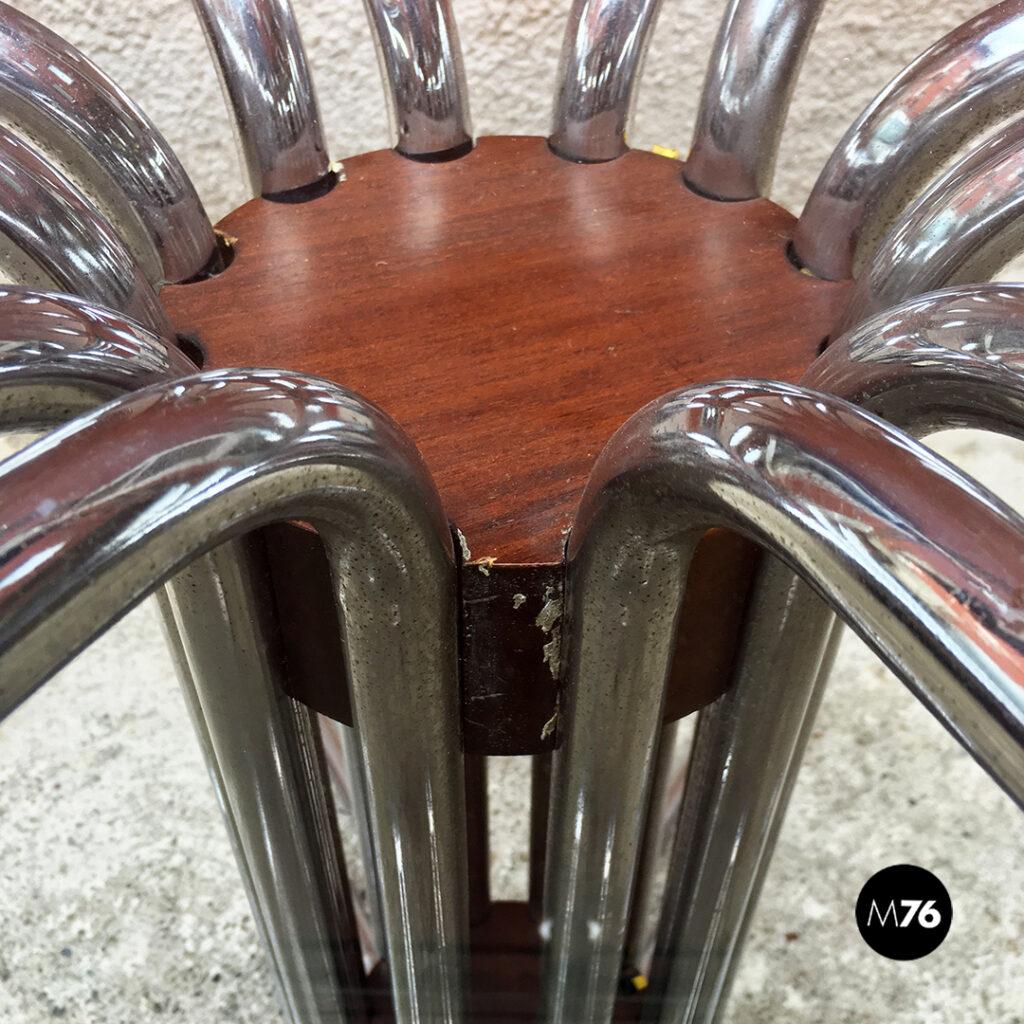 Tavolo da pranzo in acciaio — Magazzino76